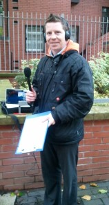 Kevin from BBC Radio Manchester